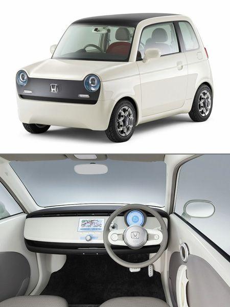 Micro car magnificence.