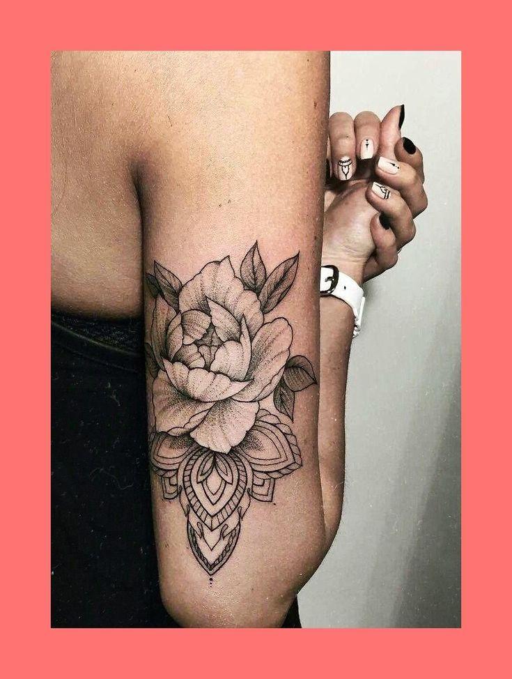 Lotus Tattoo : +49 Lotus Flower Tattoo Idea #flower #lotus #tattoo Flower Tattoo #tattoo #tattooidea