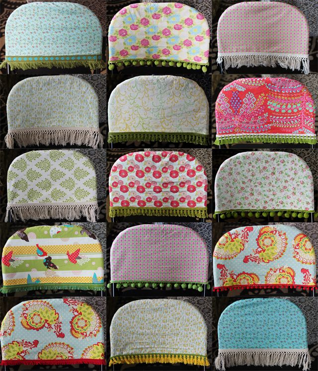 Folding chair covers  brilliant! Brave Girl Daily 6.29.12 – A pretty little project that we love!