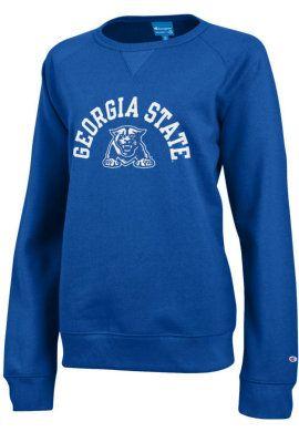 Product: Georgia State University Panthers Women's Crewneck Sweatshirt MEDIUM $40