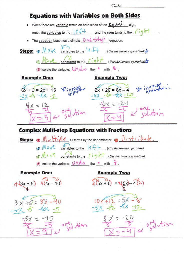 The 53 best Grade 7 Math Activities images on Pinterest | Math ...