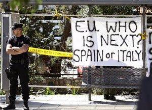 TERRA REAL TIME: Prelievo forzoso: l'UE lo ha legittimato, Renzi lo...