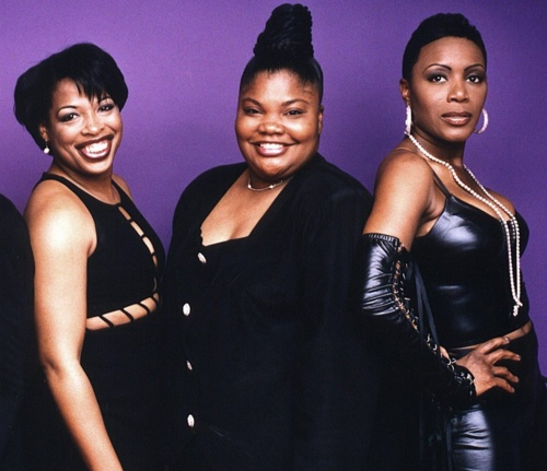 Adele Givens, Mo'nique, and Sommore.