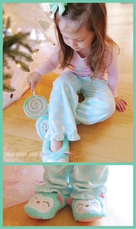 Carter's Christmas Pajamas #CartersHoliday