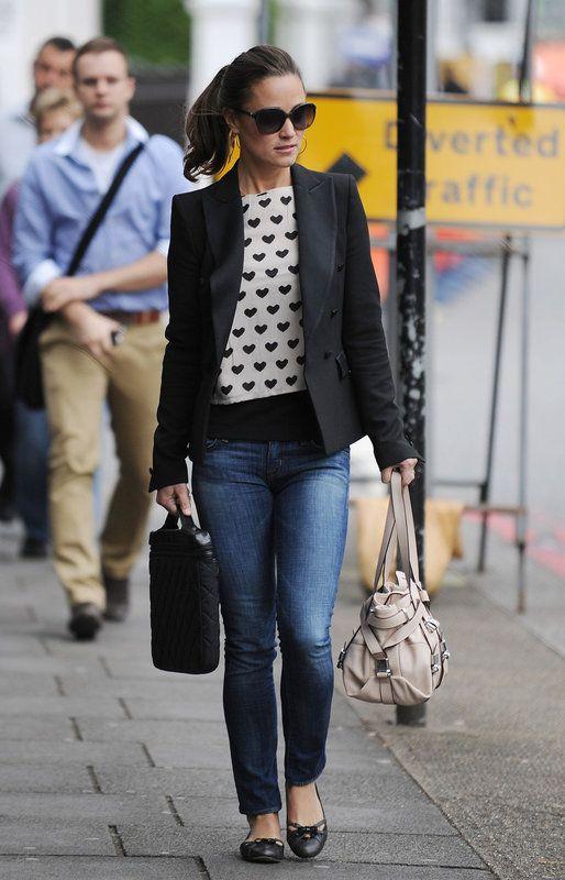 Pippa Middleton (September 2011 - November 2012) - Page 4 - the Fashion Spot