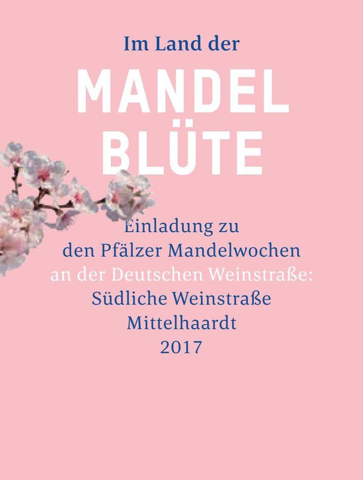 Mandelblütenkalender 2017