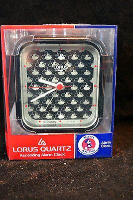 Vintage mickey #mouse lorus disney  #quartz #travel alarm clock cordless ,  View more on the LINK: http://www.zeppy.io/product/gb/2/232114925289/