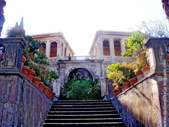 Rzym- Palatyn