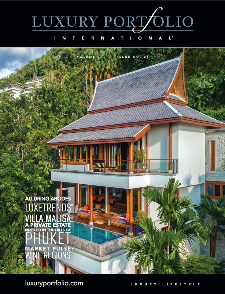 Luxury Portfolio International? releases latest magazine featuring global real estate forecast