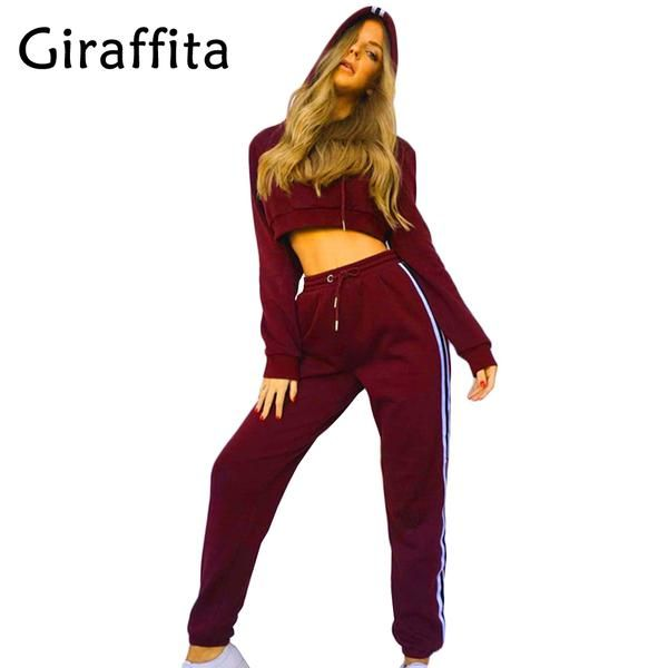 Long Sleeve Women's Sports Suits Hoodies Sport Set Women Tracksuit Jogging Suits Ladies Yoga Sets #hoodies