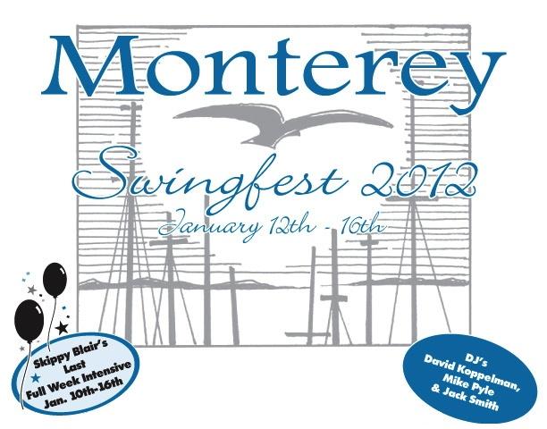 Monterey Swingfest -   Event Director, John Wheaton