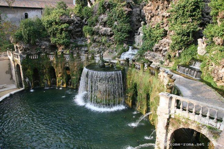 Tivoli - Villa d'Este - Szukaj w Google