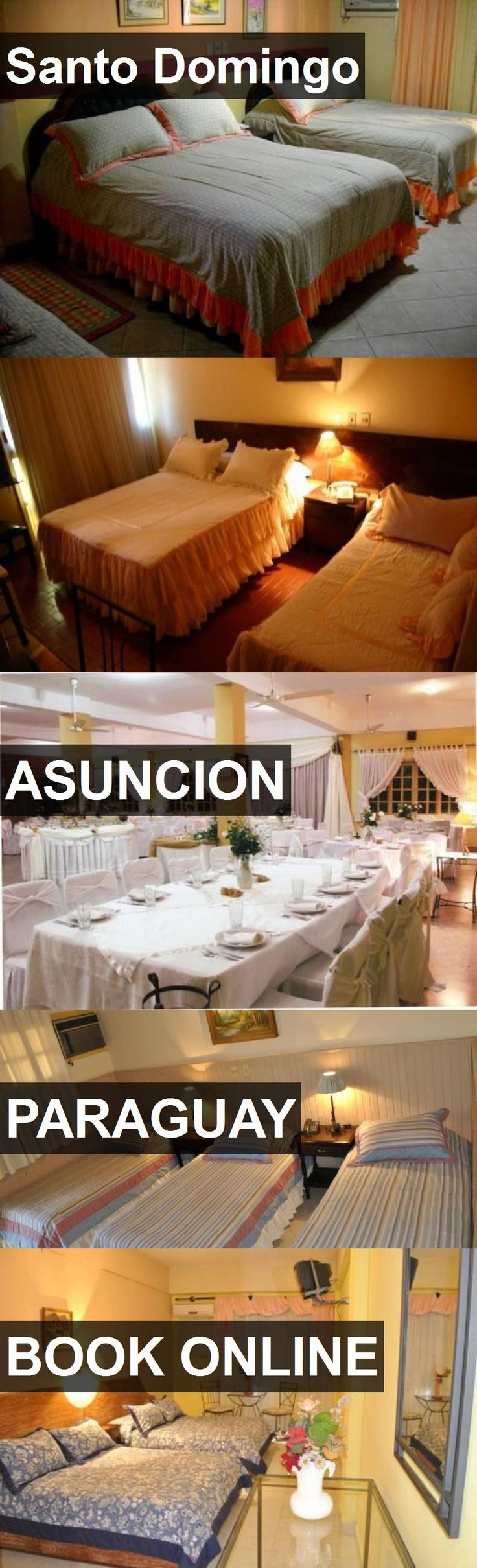 Hotel Santo Domingo in Asuncion, Paraguay. For more information, photos, reviews and best prices please follow the link. #Paraguay #Asuncion #travel #vacation #hotel