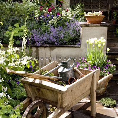English Cottage Decorating   English Cottage Garden ...