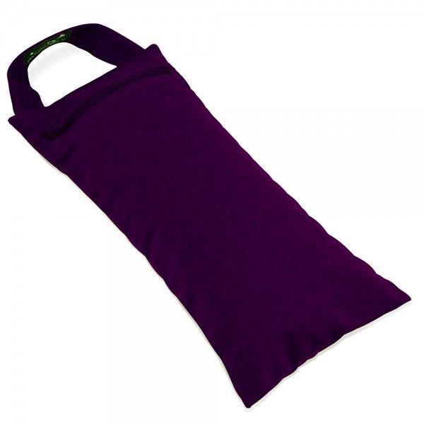 Yoga Sandbag in Plum