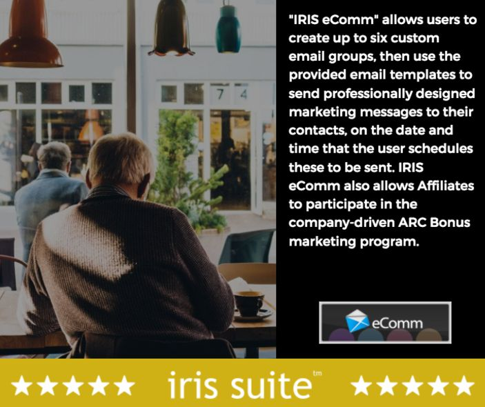 With the help of IRIS eComm, users may now promote their personal and commercial interests to their contacts by creating and sending email messages using professional templates. Indeed, a much better option than your typical free email service provider. #HEC #IRISBusinessSuite #IRISeComm   Avail of the full package here at https://eshop.interush.net/phtest12/product/iris-suite.