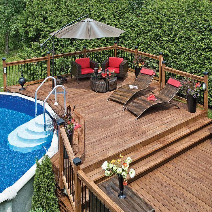 Plaisirs du patio au bord de l'eau - Patio - Inspirations - Jardinage et extérieur - Pratico Pratique