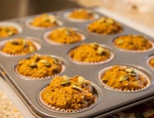 Muffin de quinoa - iDicas