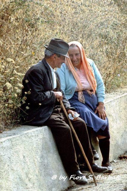 Irpinia (AV), 1965.