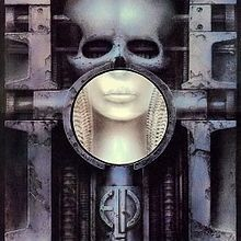 Emerson, Lake & Palmer: Brain Salad Surgery, cover by H.R.Giger