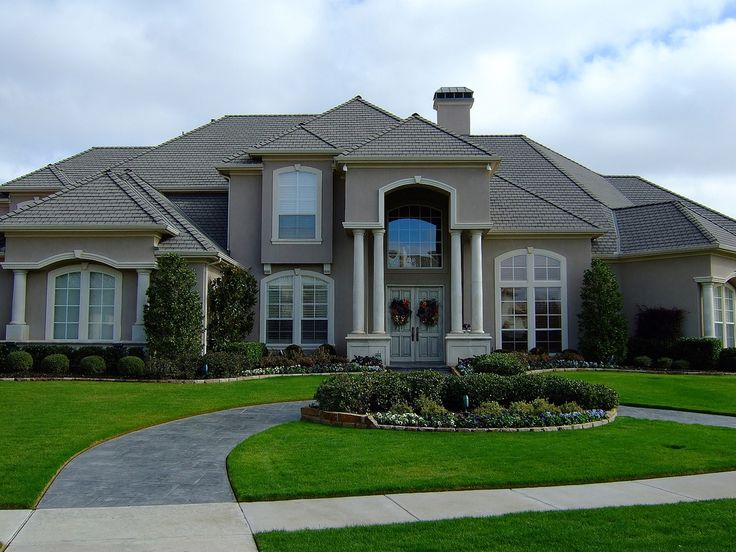 1000 Images About Stucco Homes On Pinterest