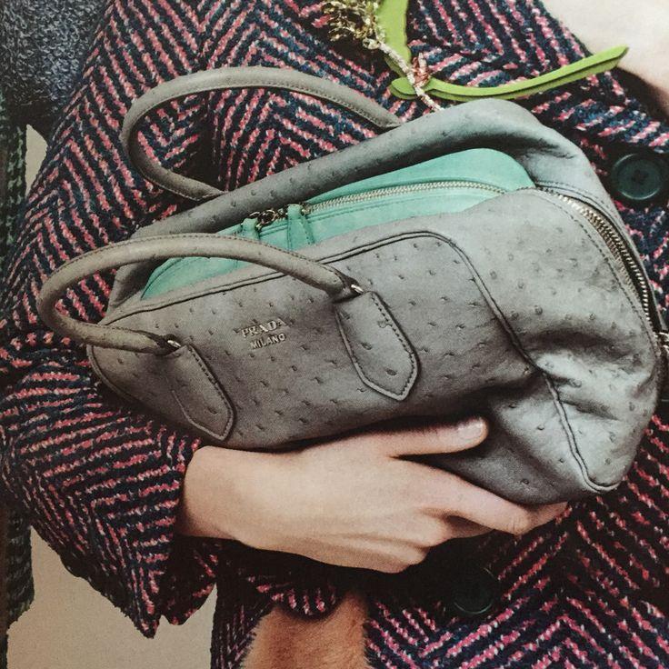 Beautiful Prada bag!   My Style   Pinterest   Prada Bag, Prada and ...