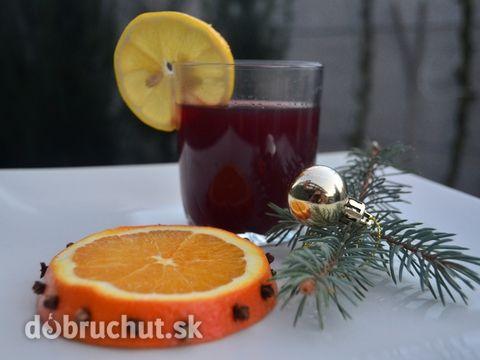 Fotorecept: Výborný vianočný punč