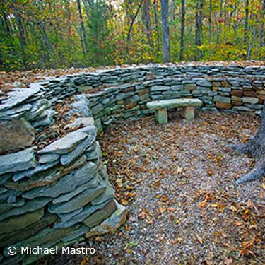 The Wichahpi Commemorative Stone Wall (Tom Hendrix' Wall) I've been here! Not too far away, only about 30 minutes
