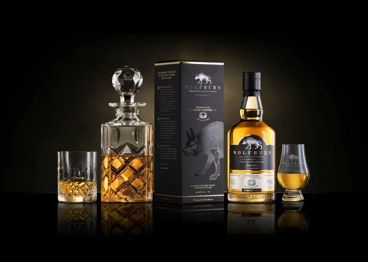 Wolfburn Whiskey