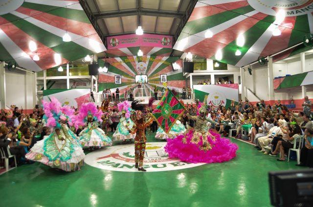 Carnaval - Estação Primeira de Mangueira
