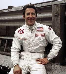 Mario Andretti - Best driver ever. Indy 500 Champ, Daytona 500 Champ, Formula 1 World Championship, IROC Champ