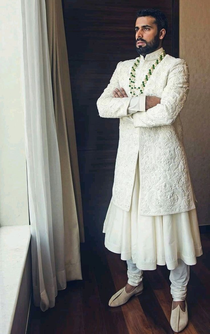 Pin by Trish on neo groomsmen ideas Indian bride outfits