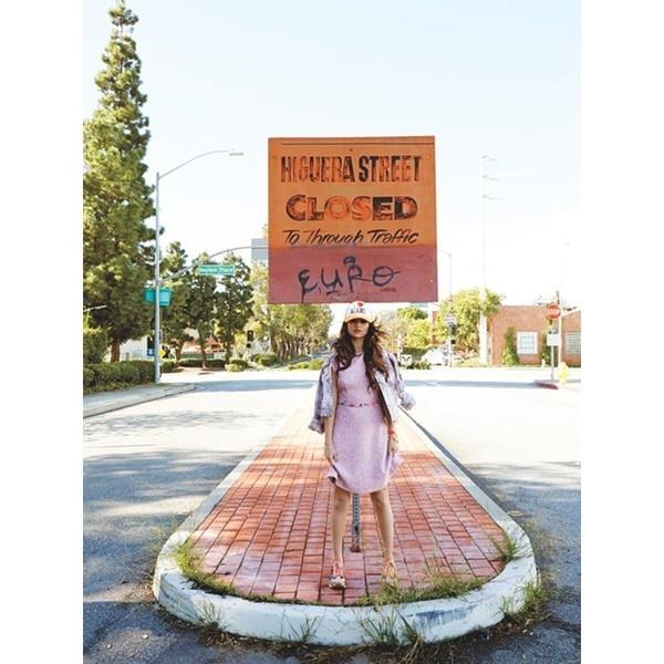 Selena Gomez In 'Nylon Korea' Pics ❤ liked on Polyvore