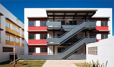 Prêmio IAB-SP - Habitação de Interesse Social - Prêmio: Residencial Alexandre Mackenzie, de Boldarini Arquitetura e Urbanismo, em Jaguaré, SP | aU - Arquitetura e Urbanismo