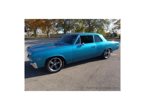 1967 Chrysler Chevelle 300 Deluxe Classic Cars