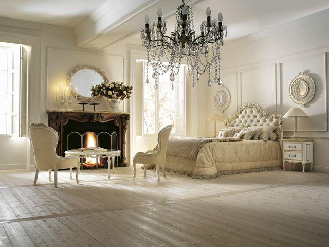 Camera da letto classica  Made in Italy