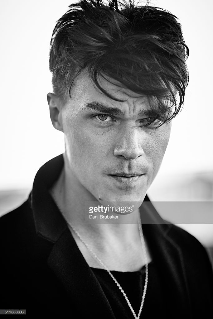 Actor Finn Wittrock is photographed for Flaunt Magazine on October 7, 2015 in El Segundo, California. I have a problem.