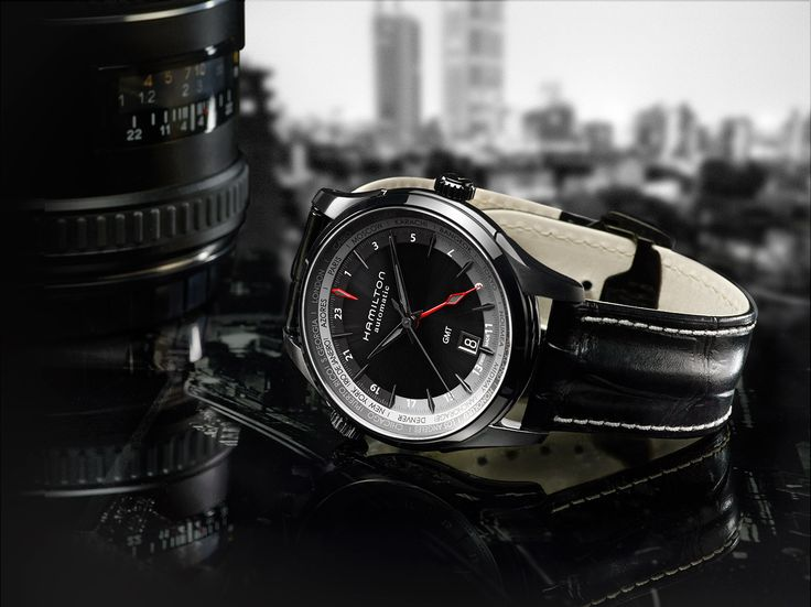 H32685731 - Jazzmaster GMT Auto   Hamilton Watch