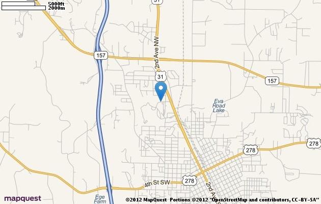 Peoples Bank - Look Ahead Foundation 5K & 1 Mile Fun Run | Cullman, Alabama 35055 | Saturday, July 14, 2012 @ 8:00 AM