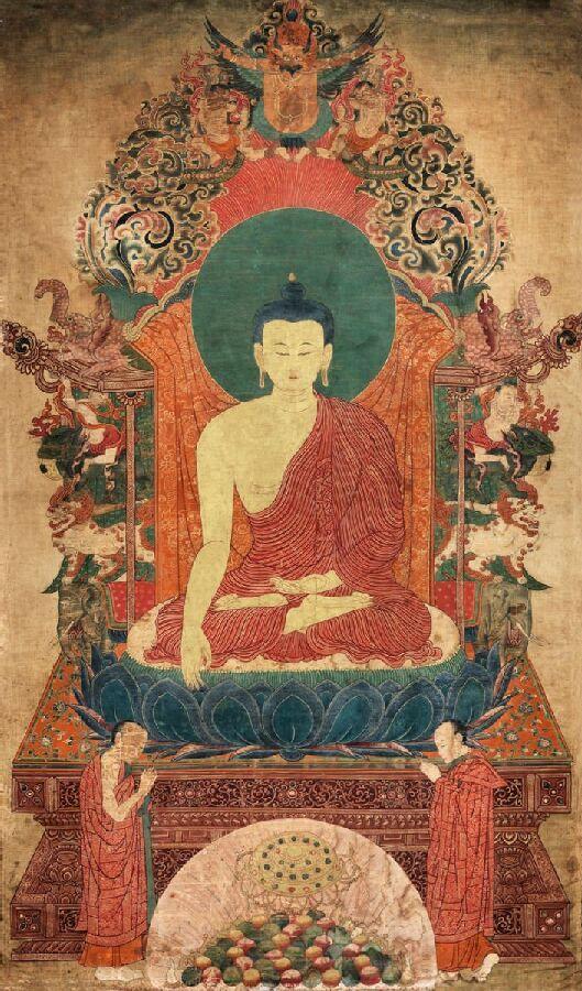 Shakyamuni Buddha #buddha #buddhism #buddhist #art