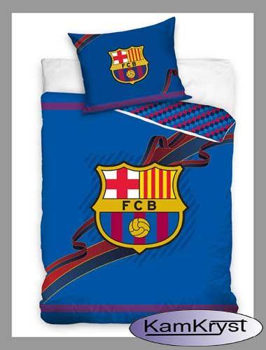 I jeszcze jedna nowa pościeli w klubowych barwach Barcy #Barcelona