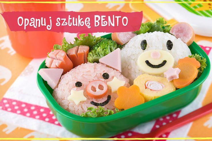 Podstawy bento. Kuchnia Lidla - Lidl Polska. #lidl #porady #dzieci #bento