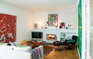 Tekstiler i stuen - Artikel fra Boligbog