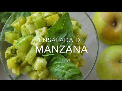 """""""Ceviche"""" verde o ensalada de manzana - Pizca de Sabor"""