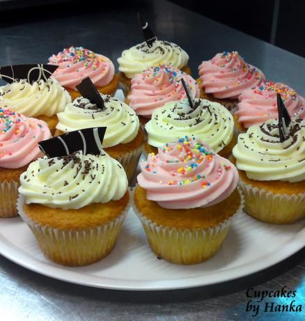 Cake Boss Vanilla Cupcake Recipe