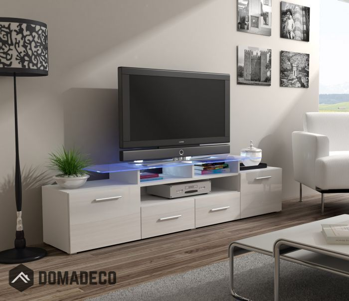 Small Tv Stand Big Tv