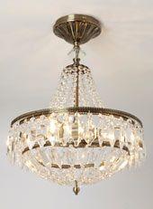 Estelle Flush Ceiling Light