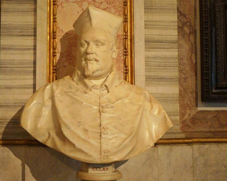 The Brilliance and Debauchery of Scipione Borghese.  Borghese Gallery