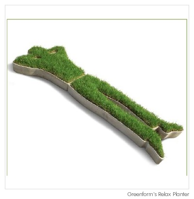 It`s a grass man