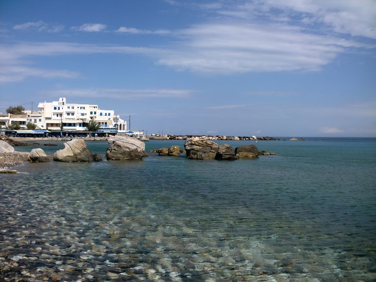 Apollon beach, mid September! You will fall in love with this place...